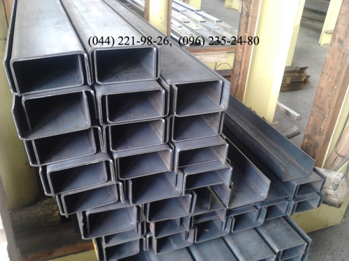 Швеллер гнутый 100х40х3 мм
