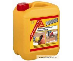 Sika Antifreeze противоморозная добавка 6кг