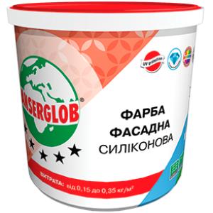 Фото  1 Anserglob краска силиконовая фасадная 1807250