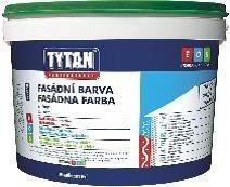 Силиконовая фасадная краска TYTAN EОS758 база A (10 л. ) с фотокаталитическим эфектом
