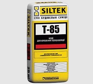 SILTEK Т-85 Для приклеивания плит из пенополистирола и минеральной ваты