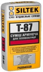 Силтек т 87 смесь, для армирования теплоизоляции, оптовые цены на сайте