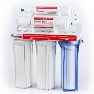 Система комплексной очистки воды на основе ультрафильтрации NW-UF510