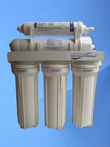 Система обратного осмоса Чистая вода RO-5