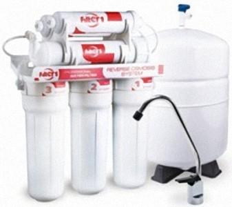Система обратного осмоса Filter 1 RO 6-50MP с минерализатором и повышающим насосом