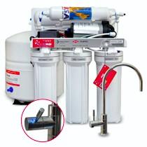 Система обратного осмоса RO525P Smart с помпой для повышения давления