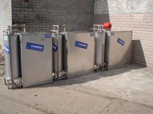 система очистки сточных вод, установка Катюша 1,2