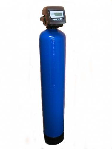 Система очистки воды от железа 1054 CLACK Фильтрующая колона расчитана на 50л. засыпки