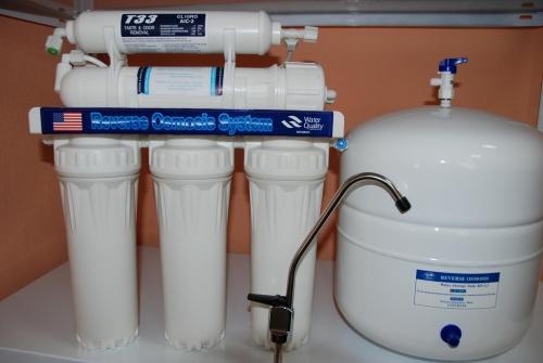 Система очистки воды повышенной производительности RO-125. НОВОГОДНЯЯ РАСПРОДАЖА!