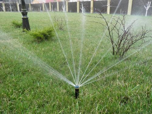 система полива любой дальности подачи воды