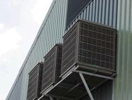 Система приточной вентиляции Breezire с функциями очистки воздуха, его увлажнения и охлаждения
