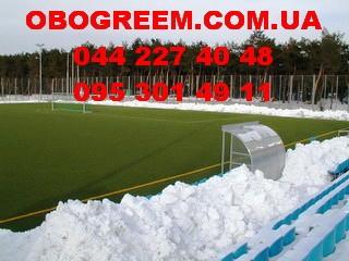 Система Снеготаяния футбольные поля, стадионы газоны