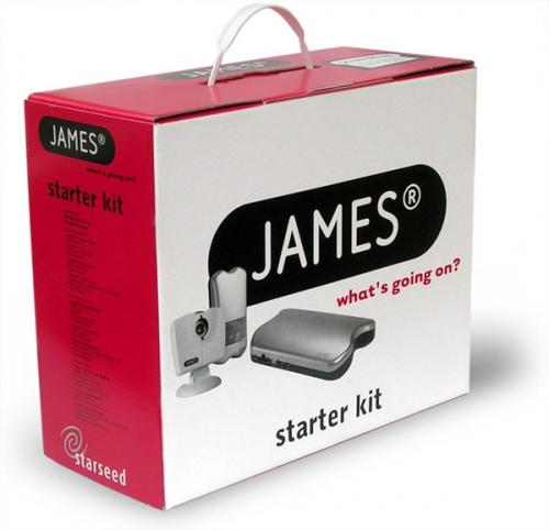 Система Умного дома JAMES самостоятельная установка