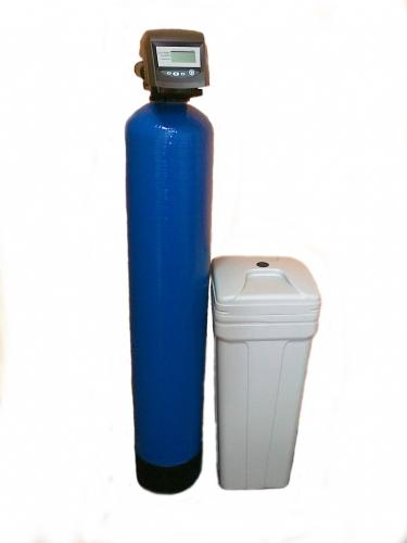 Система умягчения воды 1054 CLACK (п-во США). Производ.: 1,5 м3/час. На 27л. засыпки