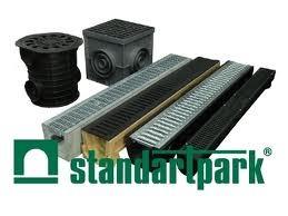 Система водоотвода Standartpark -лучшая в своем сегменте. В наличии на складах почти все.