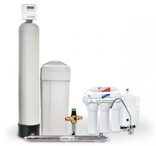 Системы очистки воды, ООО