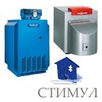 Системы отопления. Автономная котельная, теплый пол, радиаторное отопление и т. п. Монтаж, сервисное обслуживание.