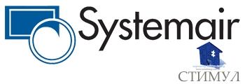 Системы вентиляции Systemair Проектирование, продажа, монтаж.