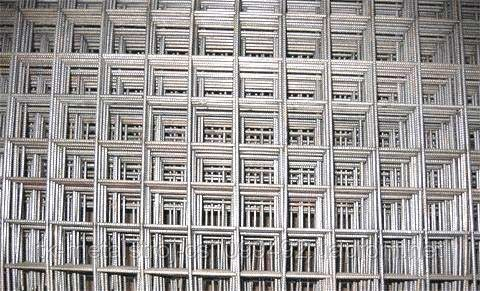 Сітка для армування бетону 200х200х5