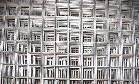 Сітка для армування бетону 200х200х8мм