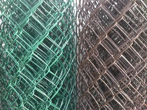 Сітка неоцинкована ПВХ 1,20м ф2,5мм (50*50)
