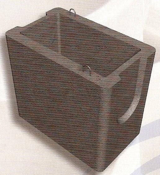 Колодцы прямоугольные ж/бетонные (ЛП-1)