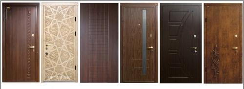 Склад дверей