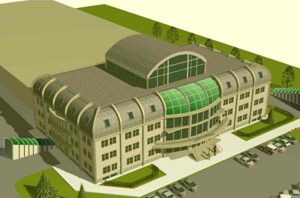 Проектирование производственных и логистических центров, авторский надзор