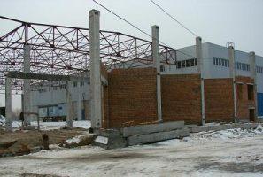 Склады, производственные здания. БМЗ