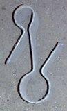 Скоба для кабеля