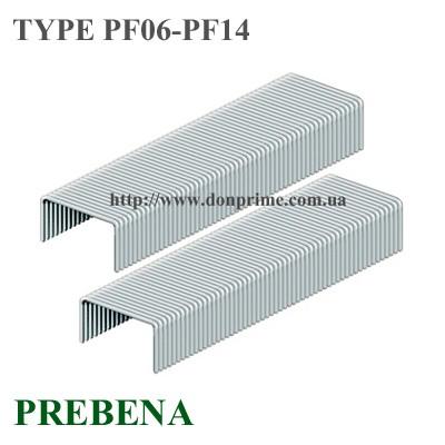 Скоба обивочная к механическому степлеру Тип-PF (10,6х6-14)