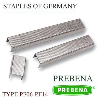 Скоба Тип-PF (10,6х6-14) для обивочного механического степлера