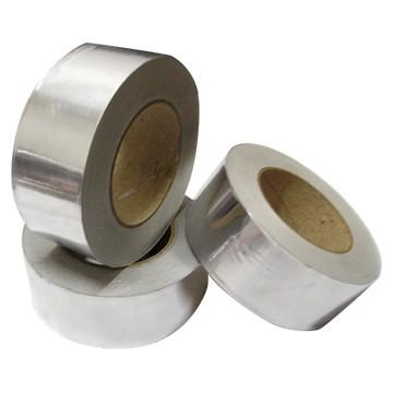 Скотч алюминиевый 75 Скотч алюминиевый применяется при проведении гидроизоляционных и теплоизоляционных работ.