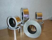Скотч алюминиевый, армированный от производителя. Для монтажа фольгированной изоляции, монтажных работ.