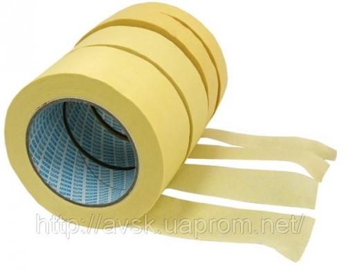 Скотч бумажный MIXON MALER 19мм. , 25мм. , 38мм. , 50мм.