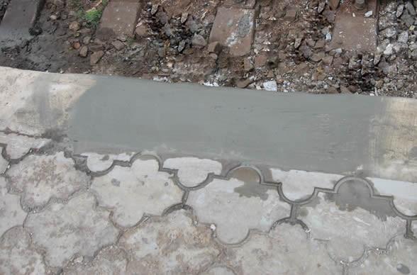 Скрепа М500 Ремонтная. Восстановление и ремонт бетона.