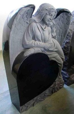 скульптура из габро