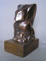 скульптура в бронзе