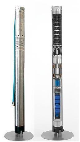 Скважинный насос Grundfos SQ 3-80