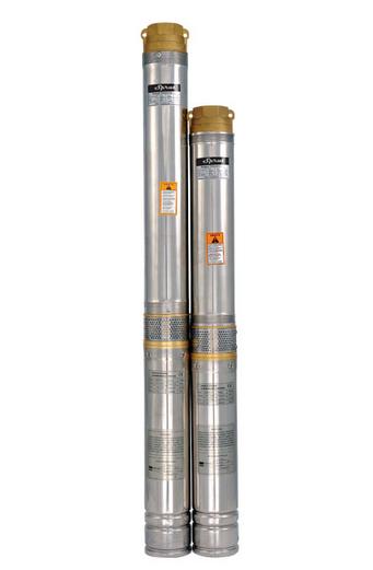 Скважинный насос SPRUT 100QJ 805-1.1 нерж. пульт