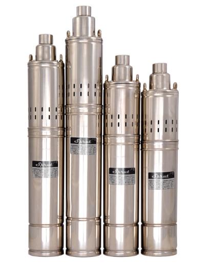 Скважинный насос SPRUT 4S QGD 2.5-60-0.75kW