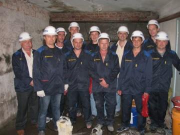 Служба гидроизоляции г. Харьков