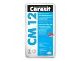 CM 12 Ceresit. Клеящая смесь «Gres» (25кг) -(044)221-35-80
