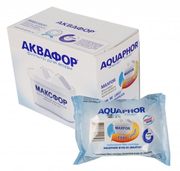Сменный модуль Аквафор В100-25 Максфор
