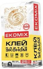 """Смесь EKOMIX """"Клей для плитки Эконом"""" BS 101 (доставка)"""