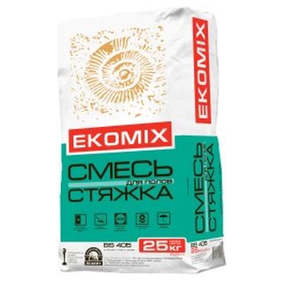 Смесь EKOMIX Стяжка BS 401 (доставка)