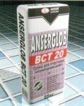Смесь штукатурная Anserglob ВСТ-20 стартовая цементная, выполнение основного выравнивающего слоя, 25 кг, в Броварах опт