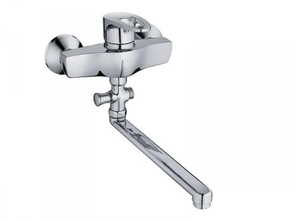 Смеситель HAIBA CEBA Chr-006 Тип Смеситель для ванны Материал Латунь Размер 40 mm