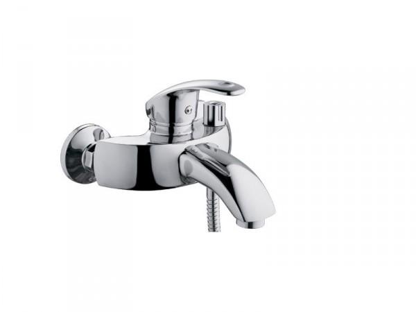 Смеситель HAIBA MARS Chr-009 (EURO) Тип Смеситель для ванны Материал Латунь Размер 40 mm