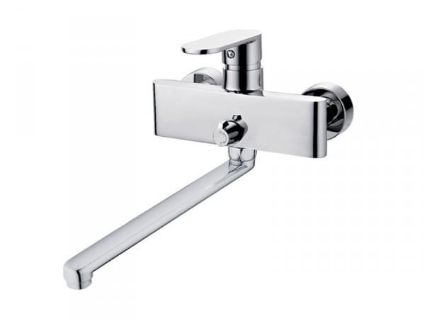 Смеситель HAIBA WOLF Chr-006 Тип Смеситель для ванны Материал Латунь Размер 35mm